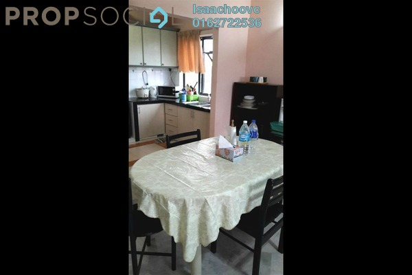 For Rent Condominium at Indah Villa, Bandar Sunway Freehold Fully Furnished 3R/2B 1.95k