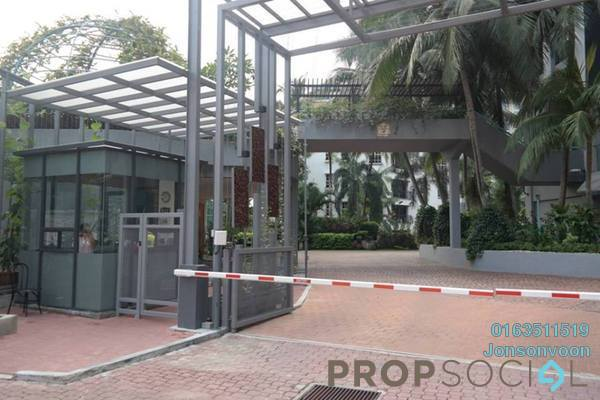 For Rent Condominium at D'Mayang, KLCC Freehold Fully Furnished 4R/4B 5.5k