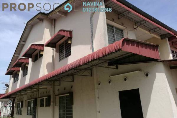 For Sale Semi-Detached at Taman Bukit, Bukit Mertajam Freehold Unfurnished 4R/2B 680k