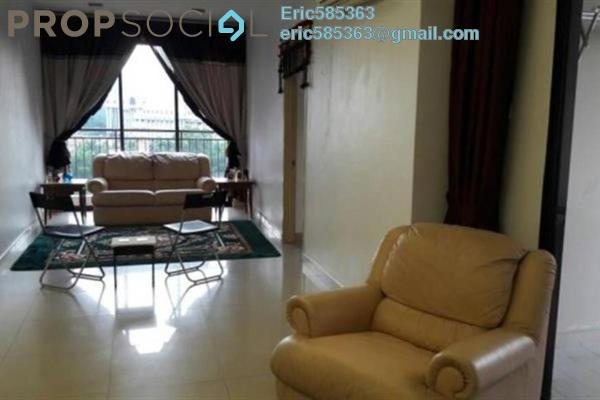 For Rent Condominium at Sri Putramas II, Dutamas Freehold Fully Furnished 2R/2B 2k