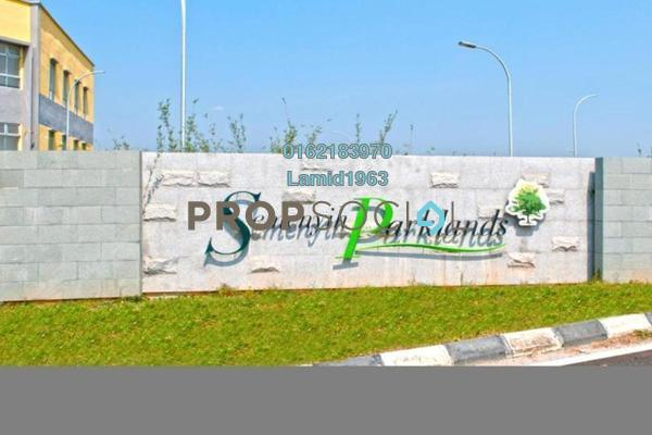 For Sale Terrace at Semenyih Parklands, Semenyih Freehold Semi Furnished 4R/3B 435k