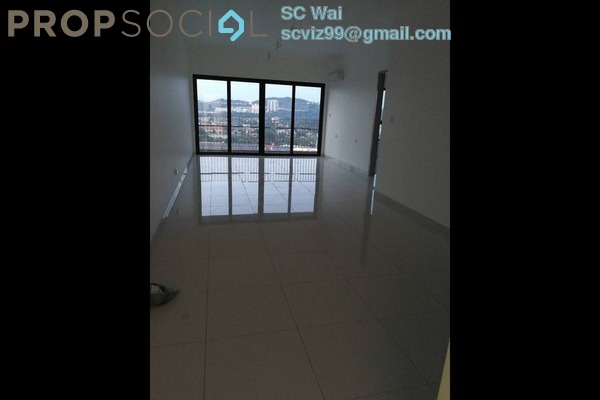 For Rent Serviced Residence at Epic Residence, Bandar Bukit Puchong Freehold Unfurnished 3R/2B 1.6k