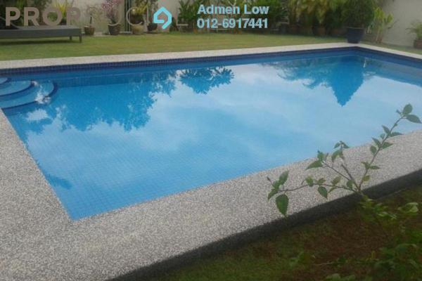 For Rent Bungalow at Taman Hillview, Ukay Freehold Semi Furnished 6R/5B 15k