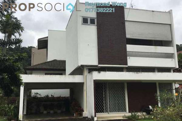 For Sale Terrace at Ampang Jaya, Ampang Freehold Semi Furnished 5R/4B 2.9m