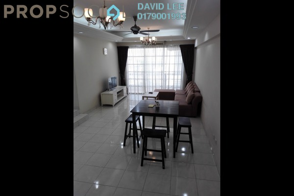 For Rent Condominium at Sterling, Kelana Jaya Freehold Fully Furnished 3R/2B 2.5k