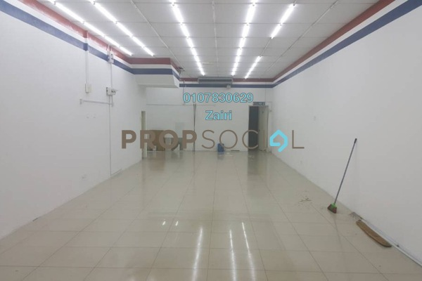 For Rent Shop at Section 7, Shah Alam Freehold Unfurnished 0R/0B 7k