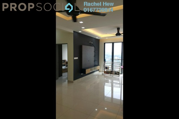 For Sale Condominium at You Vista @ You City, Batu 9 Cheras Freehold Semi Furnished 3R/2B 625k