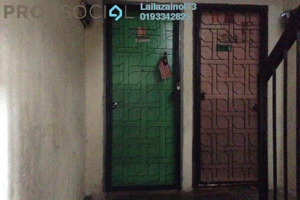 For Sale Apartment at Taman Bukit Angkasa Flat, Pantai Leasehold Unfurnished 3R/1B 250k