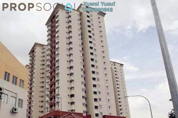 For Rent Condominium at Wangsa Metroview, Wangsa Maju Freehold Fully Furnished 3R/2B 1.9k