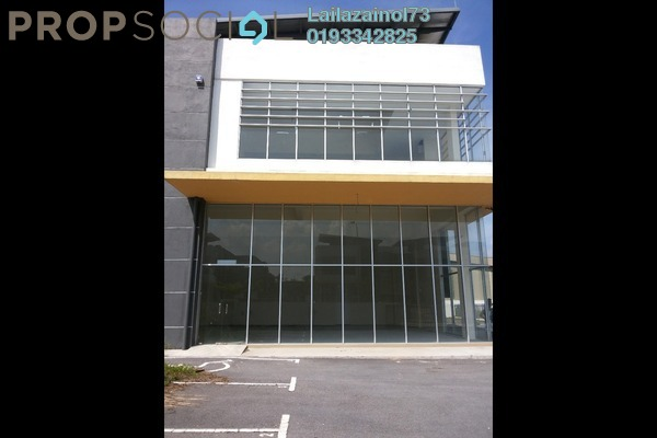 For Sale Factory at Semtec Park , Semenyih Freehold Unfurnished 0R/0B 3.2m