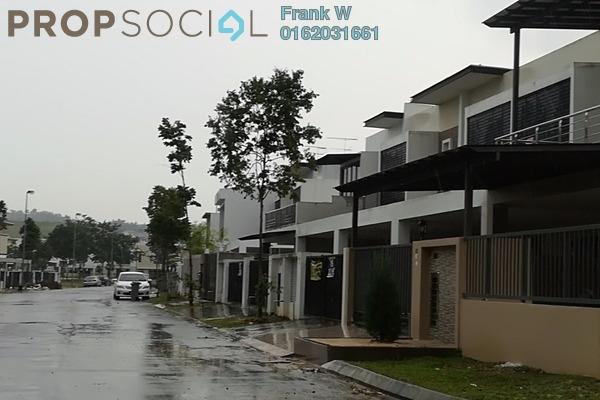 For Rent Terrace at Nusa Idaman, Iskandar Puteri (Nusajaya) Freehold Semi Furnished 4R/4B 1.75k