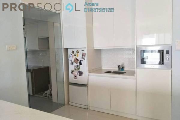 For Rent Condominium at Platinum Hill PV2, Setapak Freehold Semi Furnished 3R/2B 2.5k