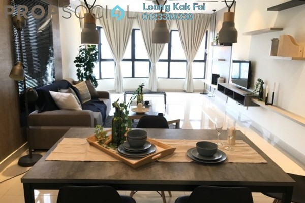 For Rent Condominium at Maisson, Ara Damansara Freehold Fully Furnished 3R/2B 2.7k