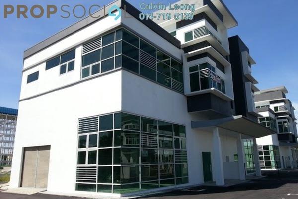 For Sale Factory at Taman Subang Mas , Shah Alam  Unfurnished 0R/1B 4.6m