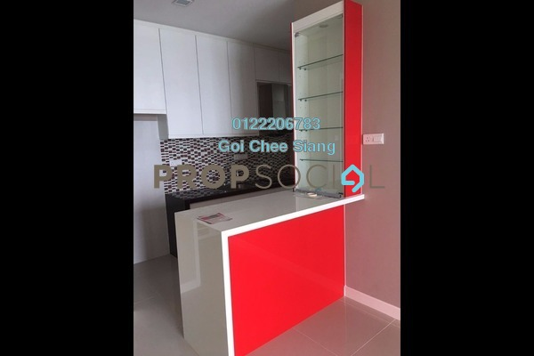 For Rent Condominium at Desa Green Serviced Apartment, Taman Desa Freehold Semi Furnished 3R/2B 2.2k