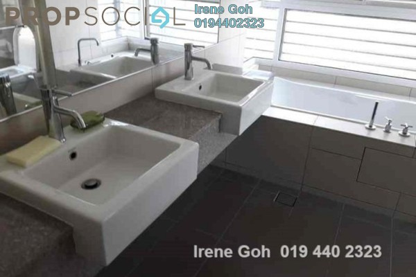 For Rent Condominium at Platino, Gelugor Freehold Fully Furnished 4R/4B 4.5k