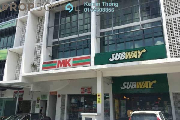 For Rent Shop at PJ 21, Kelana Jaya Freehold Unfurnished 1R/2B 7.3k