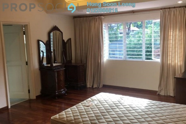 For Rent Terrace at Datuk Sulaiman, TTDI Freehold Fully Furnished 4R/4B 3.8k