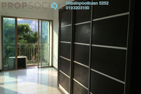 For Rent Condominium at Ritze Perdana 1, Damansara Perdana Freehold Semi Furnished 0R/1B 1.1k