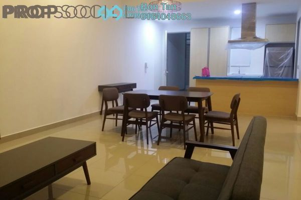 For Rent Condominium at Southbay Plaza @ Southbay City, Batu Maung Freehold Fully Furnished 3R/3B 2.8k