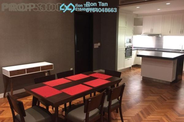 For Sale Condominium at Quayside, Seri Tanjung Pinang Freehold Fully Furnished 2R/2B 3.45m