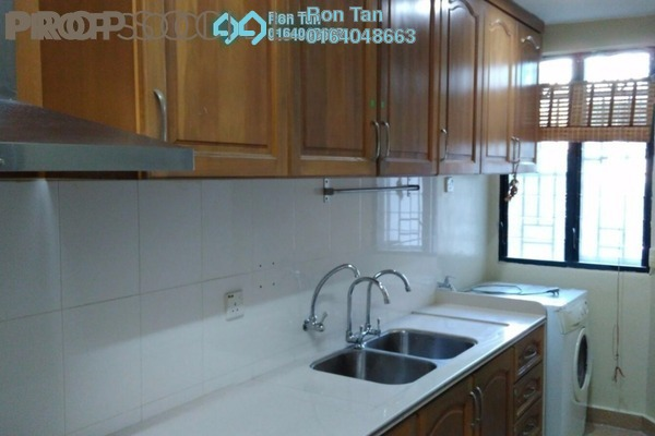 For Sale Condominium at Bellisa Court, Pulau Tikus Freehold Fully Furnished 3R/2B 1.1m