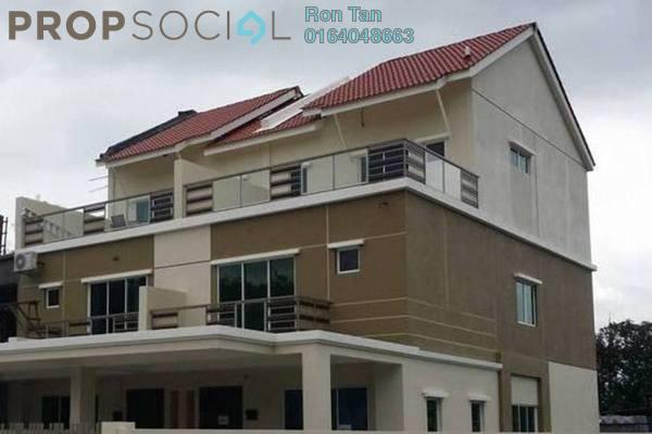 For Sale Terrace at Rena Park, Balik Pulau Freehold Unfurnished 5R/4B 759k