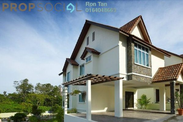 For Sale Bungalow at Asia Hills, Bukit Jambul Leasehold Fully Furnished 6R/5B 1.85m