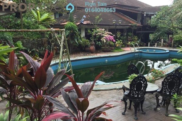 For Sale Bungalow at Jalan Balik Pulau, Balik Pulau Freehold Fully Furnished 4R/3B 3.3m