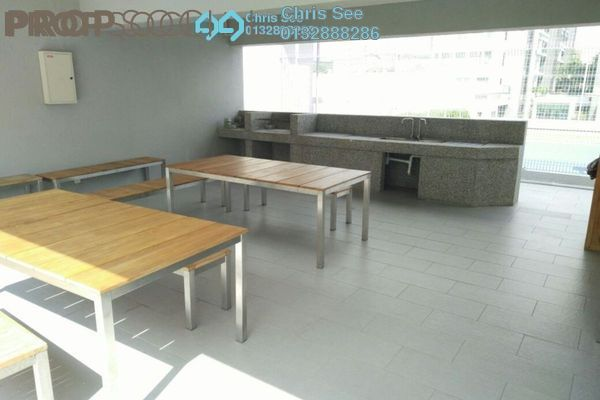 For Rent Condominium at Glomac Centro, Bandar Utama Leasehold Semi Furnished 3R/3B 2.3k