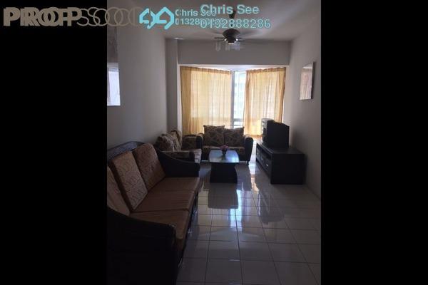 For Sale Condominium at Rhythm Avenue, UEP Subang Jaya Freehold Fully Furnished 3R/2B 428k