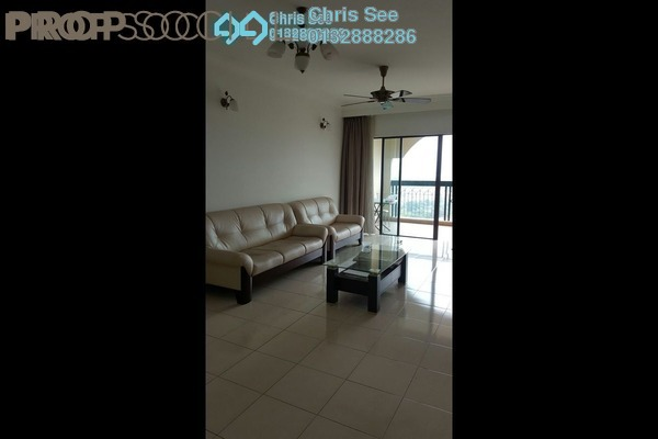For Sale Condominium at 1 Bukit Utama, Bandar Utama Freehold Fully Furnished 3R/3B 1.27m