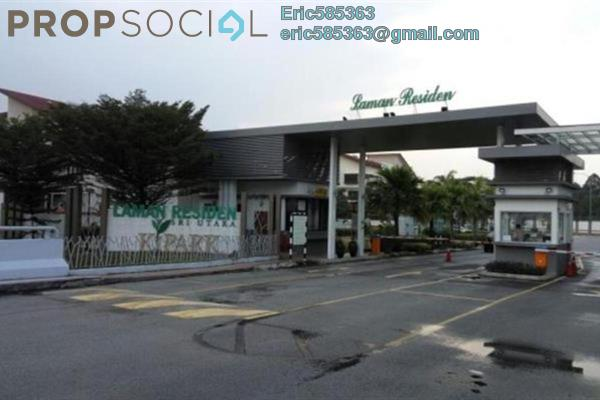 For Sale Semi-Detached at Laman Residen, Jalan Ipoh Freehold Semi Furnished 6R/5B 1.5m