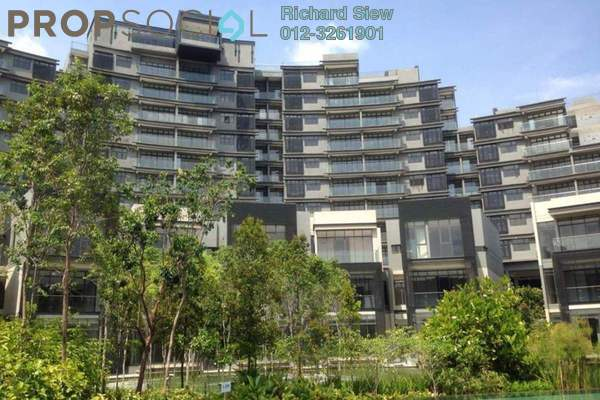 For Sale Condominium at Mirage By The Lake, Cyberjaya Freehold Semi Furnished 2R/2B 800k