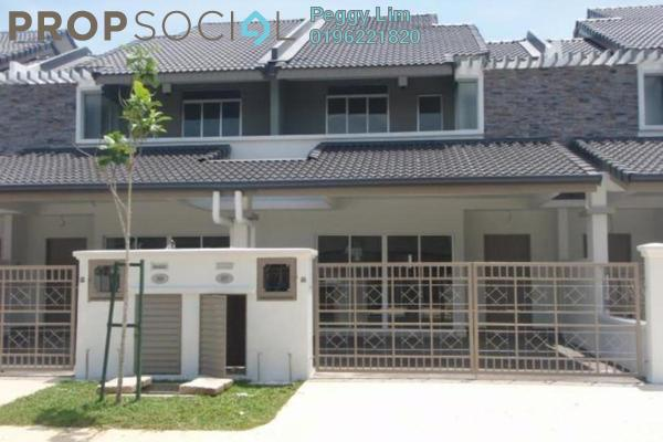 For Rent Terrace at Ayu Prima, Setia Alam Freehold Semi Furnished 4R/3B 1.5k