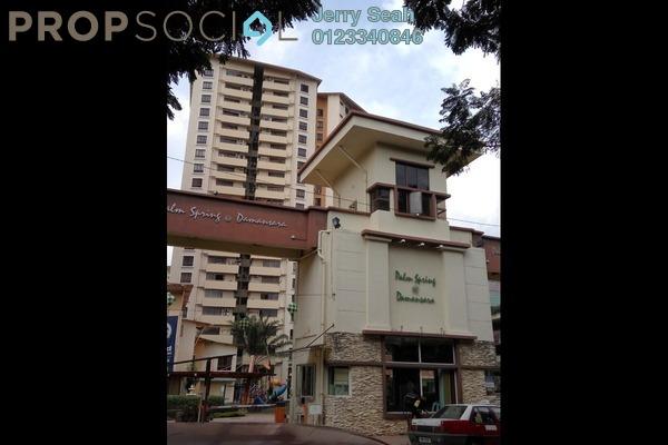 For Sale Condominium at Palm Spring, Kota Damansara Freehold Fully Furnished 3R/2B 460k