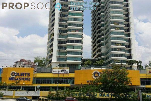 For Sale Office at 8trium, Bandar Sri Damansara Freehold Unfurnished 0R/0B 280k