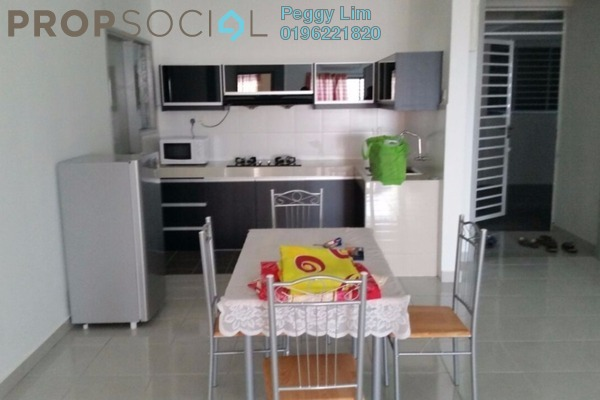 For Sale Condominium at Ivory Residence, Kajang Freehold Semi Furnished 3R/2B 430k