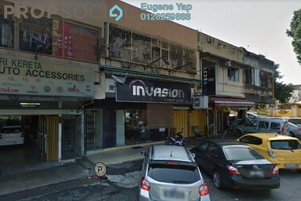 For Rent Shop at Taman Sri Bintang, Kepong Freehold Unfurnished 2R/0B 4.5k
