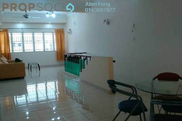 For Rent Townhouse at Taman Lagenda Mas, Cheras South Freehold Fully Furnished 3R/2B 1.35k