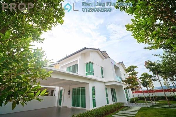 For Sale Terrace at Fellona, Bandar Sri Sendayan Freehold Unfurnished 4R/4B 669k