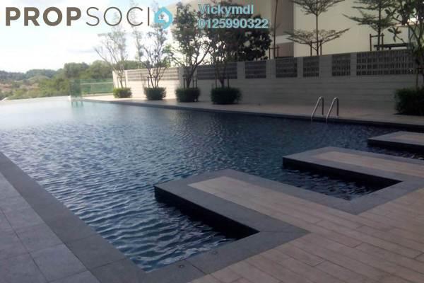 For Sale SoHo/Studio at 3 Elements, Bandar Putra Permai Freehold Semi Furnished 0R/1B 260k