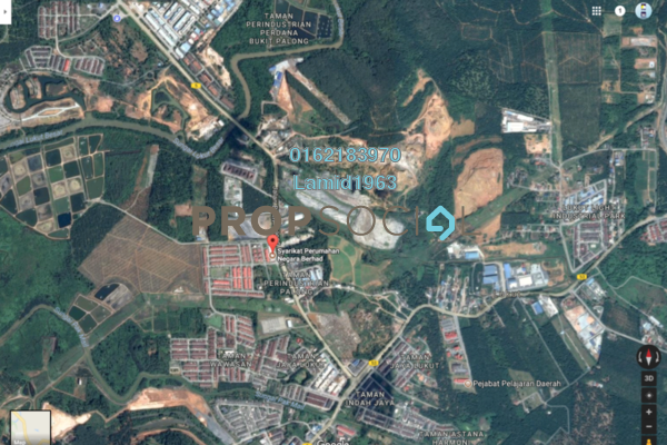 For Sale Land at Kampung Kuala Lukut, Port Dickson Freehold Unfurnished 0R/0B 2.5m