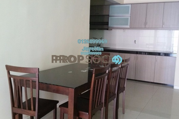 For Rent Condominium at Casa Idaman, Jalan Ipoh Leasehold Semi Furnished 4R/2B 1.7k