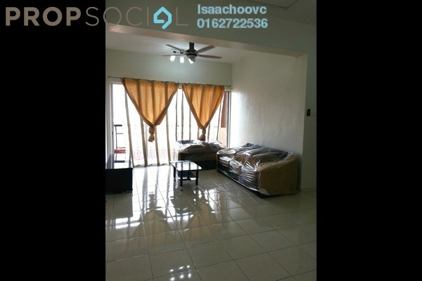 For Sale Condominium at Greenview Residence, Bandar Sungai Long Freehold Fully Furnished 3R/2B 420k