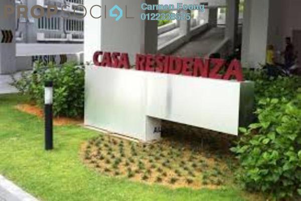 For Sale Condominium at Casa Residenza, Kota Damansara Freehold Semi Furnished 3R/2B 418k