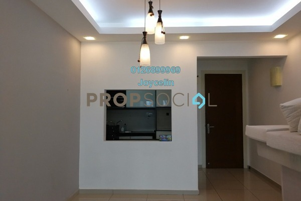 For Sale Condominium at 1Sentul, Sentul Freehold Fully Furnished 3R/2B 600k