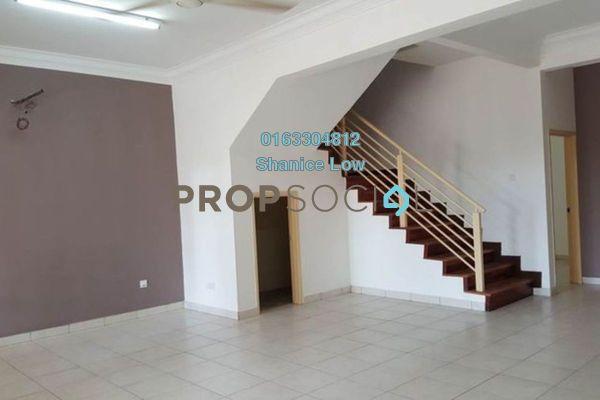 For Rent Terrace at BP11, Bandar Bukit Puchong Freehold Unfurnished 4R/3B 1.2k