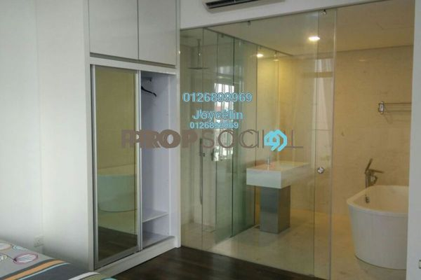 For Rent Condominium at The Capers, Sentul Freehold Fully Furnished 2R/2B 2.6k