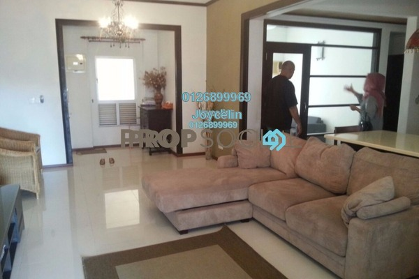 For Sale Condominium at Seri Maya, Setiawangsa Freehold Fully Furnished 3R/2B 700k
